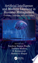 Artificial Intelligence and Machine Learning in Business Management