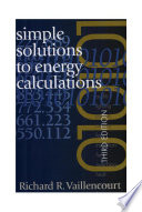 Simple Solutions To Energy Calculations