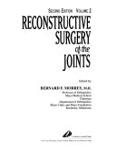 Reconstructive Surgery of the Joints Book