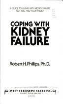 Coping with Kidney Failure