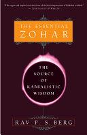 The Essential Zohar Pdf/ePub eBook