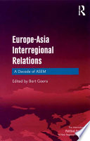 Europe-Asia Interregional Relations