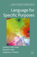 Language for Specific Purposes Pdf/ePub eBook