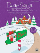 Dear Santa: Letters and Songs to the North Pole: A Merry ...