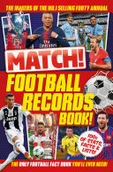 The Match  Record Book