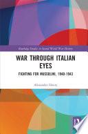 War Through Italian Eyes