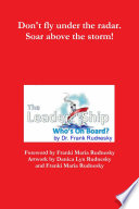 The Leader Ship Who S On Board  Book PDF