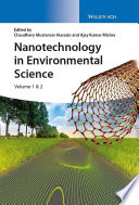 Nanotechnology in Environmental Science  2 Volumes Book