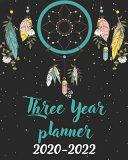 2020 2022 Three Year Planner