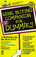 Wine Buying Companion For Dummies