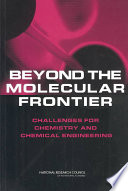 Beyond the Molecular Frontier Book