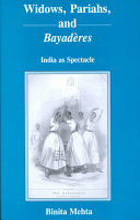 Widows, Pariahs, and Bayadères [Pdf/ePub] eBook