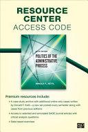 Politics Of The Administrative Process Student Resource Center Ebook