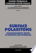 Surface Polaritons