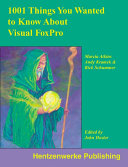 Pdf 1001 Things You Wanted to Know about Visual FoxPro