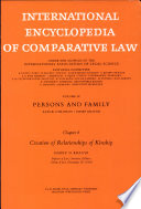 """International Encyclopedia of Comparative Law"" by K. Zweigert, K. Drobnig"