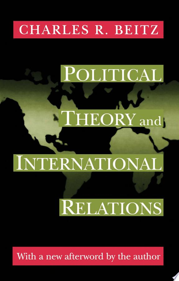 Political Theory and International