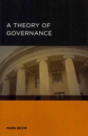 A Theory of Governance
