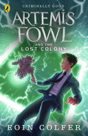 Artemis Fowl and the Lost Colony ebook