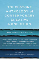 Touchstone Anthology of Contemporary Creative Nonfiction Pdf