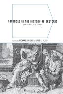 Advances in the History of Rhetoric