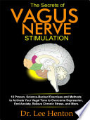 The Secrets Of Vagus Nerve Stimulation Book PDF