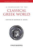 A Companion to the Classical Greek World Pdf/ePub eBook