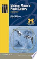 Michigan Manual of Plastic Surgery