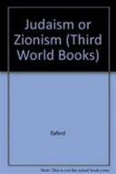 Judaism Or Zionism