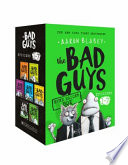 Bad Guys Even Badder Box (Episodes 1-7)