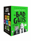 Bad Guys Even Badder Box  Episodes 1 7