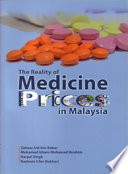 The Reality of Medicine Prices in Malaysia  Penerbit USM