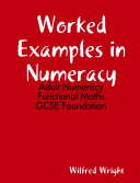 Worked Examples in Numeracy