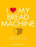 Pdf I Love My Bread Machine
