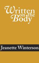 Written On The Body [Pdf/ePub] eBook