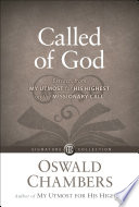 Called of God Book PDF