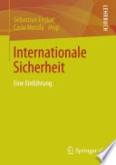 Internationale Sicherheit  : Eine Einführung