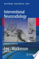 Interventional Neuroradiology Book