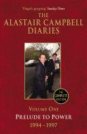 Diaries Volume One
