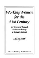 Working Women for the 21st Century
