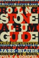 The Rolling Stone Album Guide Book