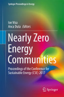 Nearly Zero Energy Communities: Proceedings of the Conference for ...