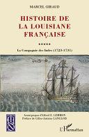 Pdf Histoire de la Louisiane française Telecharger