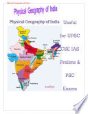 Physical Geography of India Complete Study Material
