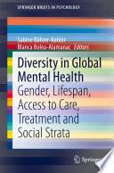 Diversity in Global Mental Health