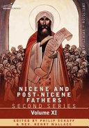 Nicene and Post-Nicene Fathers Book