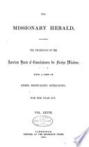 Missionary Herald