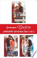 Harlequin Desire January 2018 Box Set 2 Of 2
