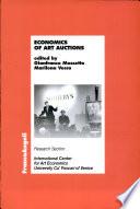 Economics of Art Auctions