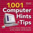 Reader's Digest 1,001 Computer Hints & Tips